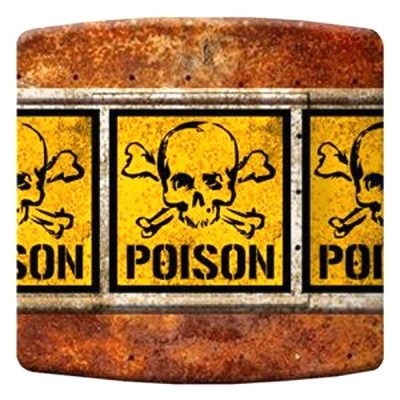 interrupteur décor - Poison