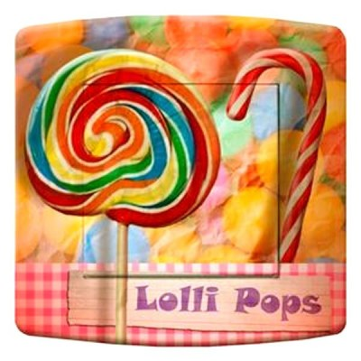 interrupteur décor - Lolli pops